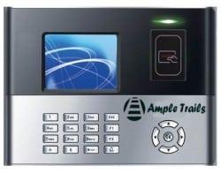 RFID Card Based Attendance System