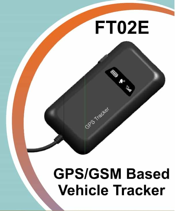 GPS Tracker FT02E