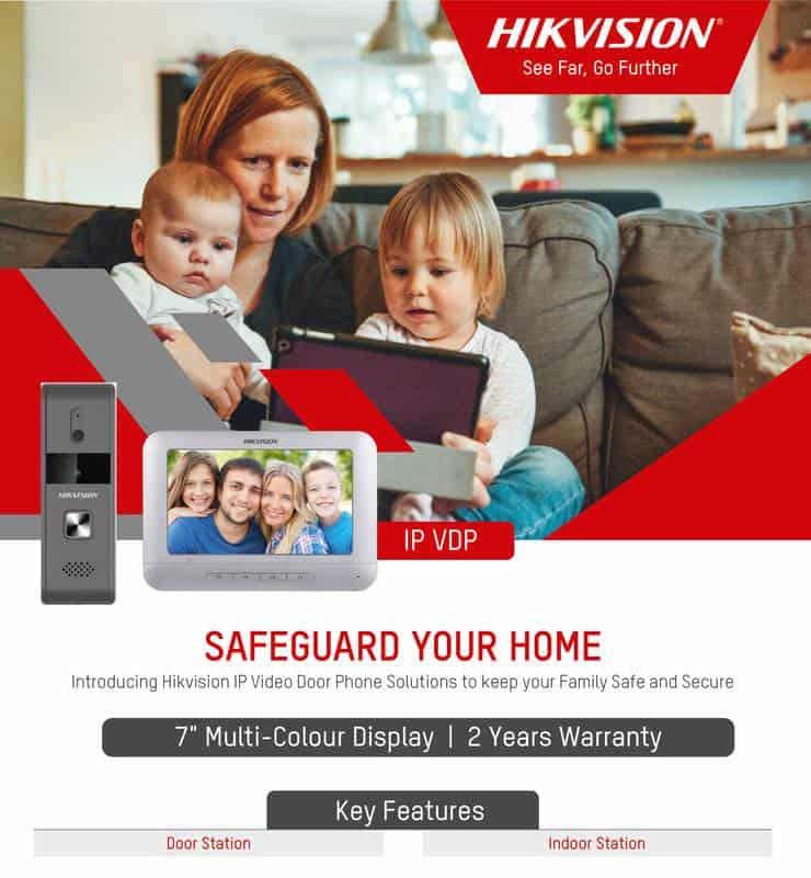 Hikvision's Video Door Phone Solutions