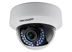Hikvision DS-2CE56C5T-(A)VFIR HD720P Low-light Indoor Vari-focal IR Dome Camera
