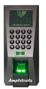 Biometric Access Control System (F 18)