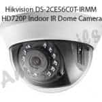 Hikvision DS-2CE56C0T-IRMM HD720P Indoor IR Dome Camera