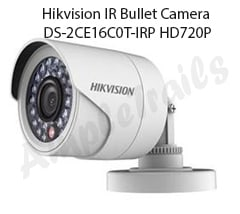 Hikvision IR Bullet Camera DS-2CE16C0T-IRP HD720P Outdoor IR Bullet Camera