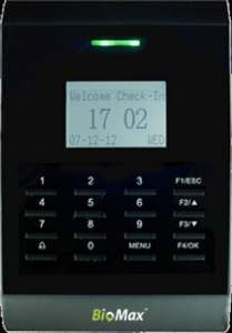 RFID Time Attendance System with Access Control SC 403