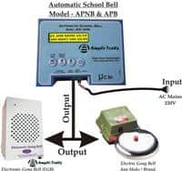 School Automatic Bell System