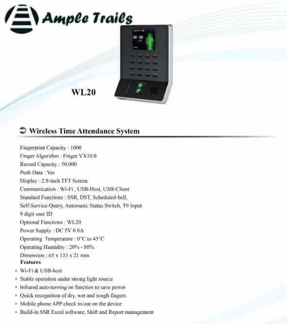 biometric based attendance system Wholesale trader of biometrics attendance system - desktop based attendance system, vein reader attendance system and multispectral fingerprint attendance system.