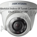 Hikvision Indoor IR Turret Camera DS-2CE56C0T-IRP