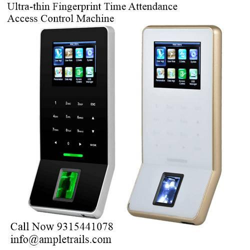 Wireless Attendance Machine