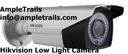Hikvision Low Light Camera