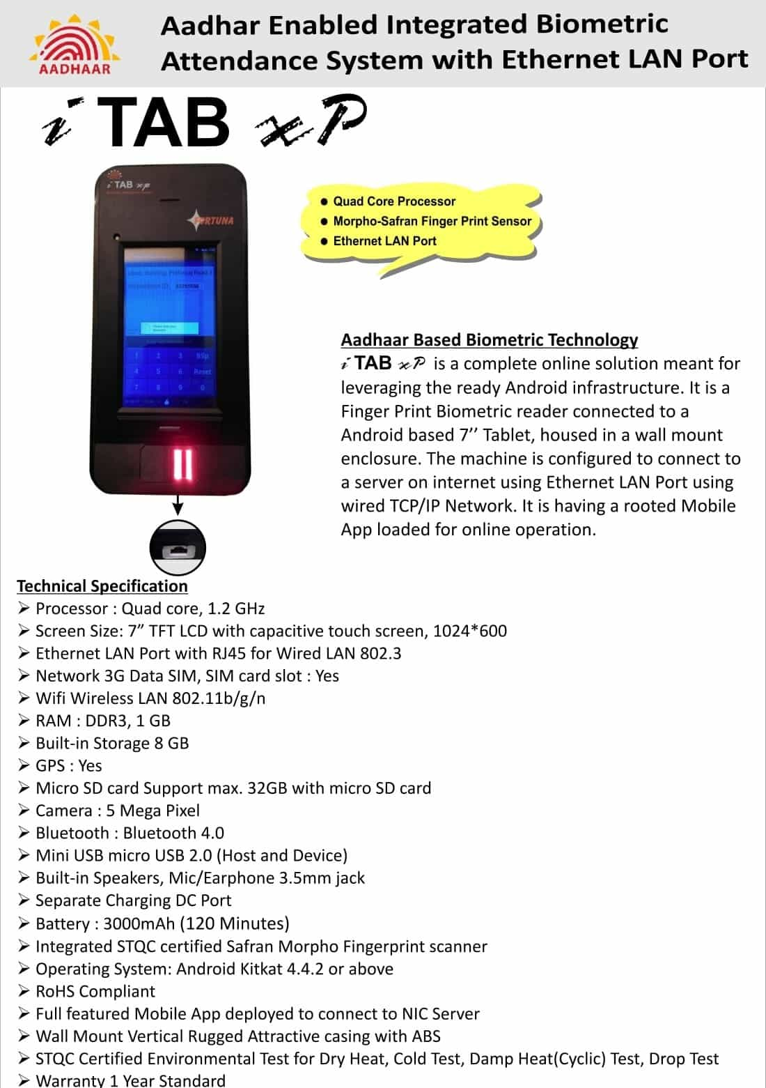 Biometric Fingerprint Attendance Systems Archives - Biometric Time