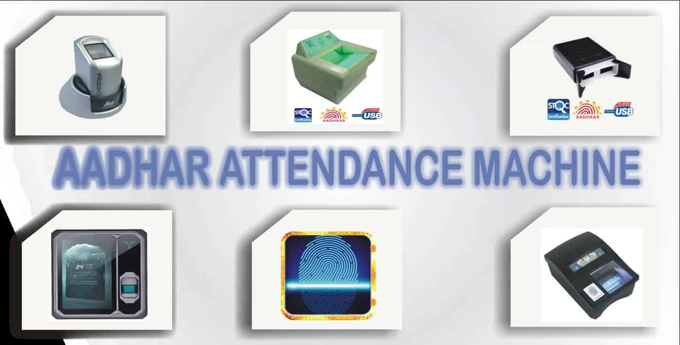 Aadhaar Enabled Biometric Attendance System
