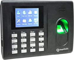 Biometric attendance machine k30