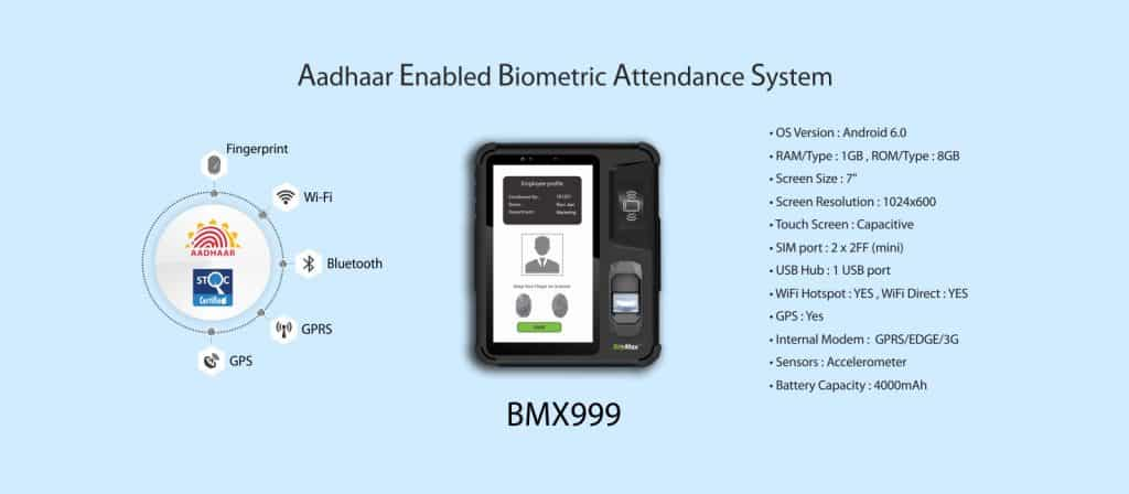 Aadhaar Enabled Biometric Attendance System Suppliers
