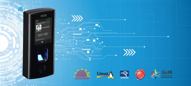 BIOMETRIC ATTENDANCE SOLUTION