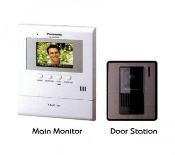 VL-MV30SX 3.5 Inch Screen Video Door Phone Panasonic