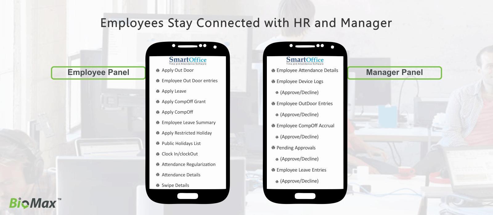 Best HR Management Mobile App