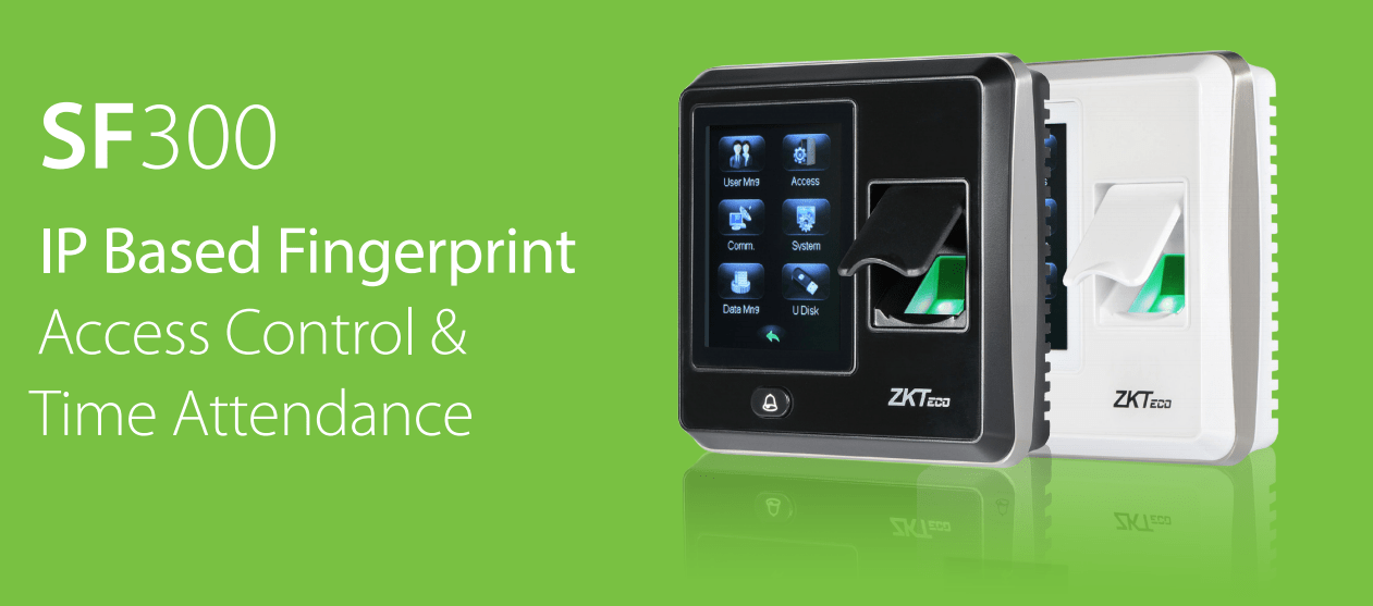 Fingerprint Access Control Time Attendance