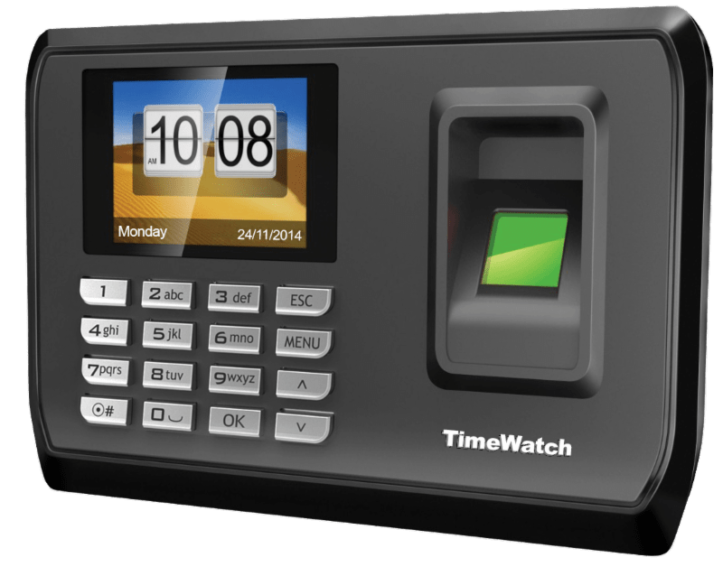 Fingerprint Card Password Time Attendance Terminal Bio-1