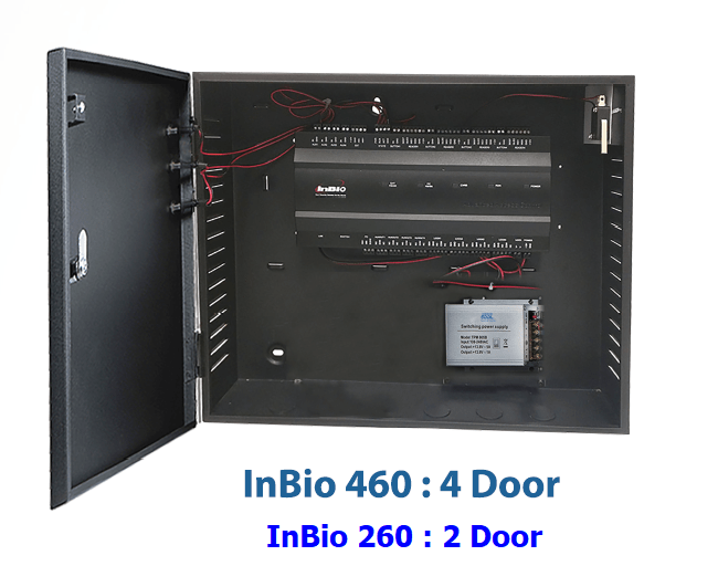 Two Door Controller Fingerprint Inbio 260 eSSL
