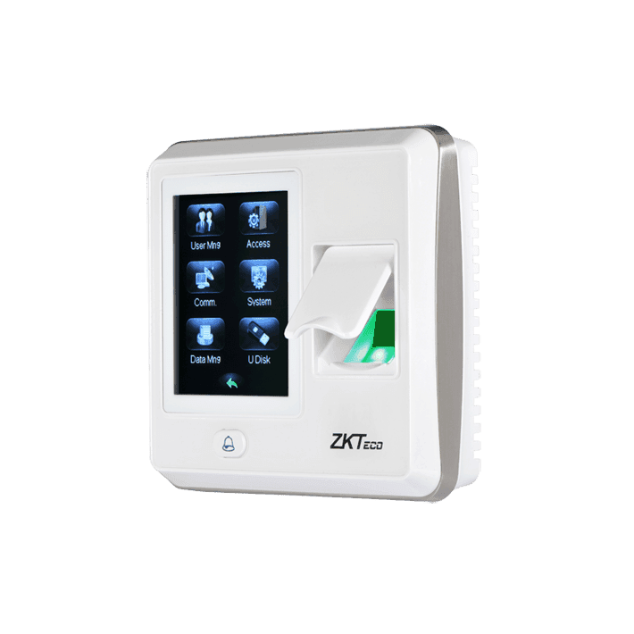 SF-300 IP Based Fingerprint Access Control & Time Attendance