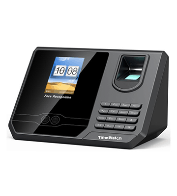 ATF-395 TimeWatch Face Fingerprint Attendance Machine