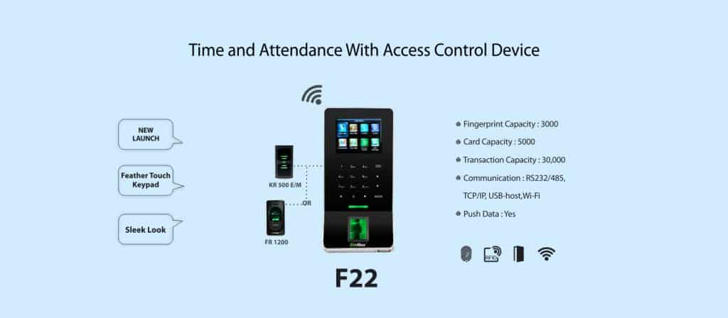 Biometric Attendance System in Manesar