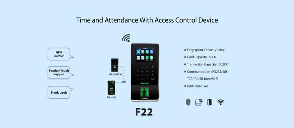 Biometric Attendance System in Manesar