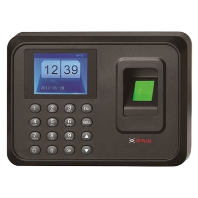 CPPLUS Fingerprint Time Attendance Machine