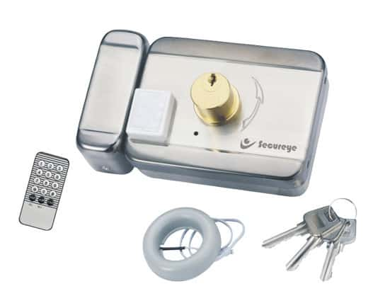 Electronic Lock with Proximity RFID & Remote Control
