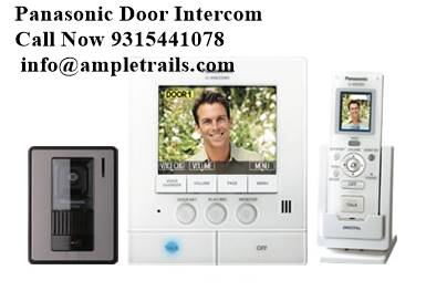 Panasonic Door Intercom