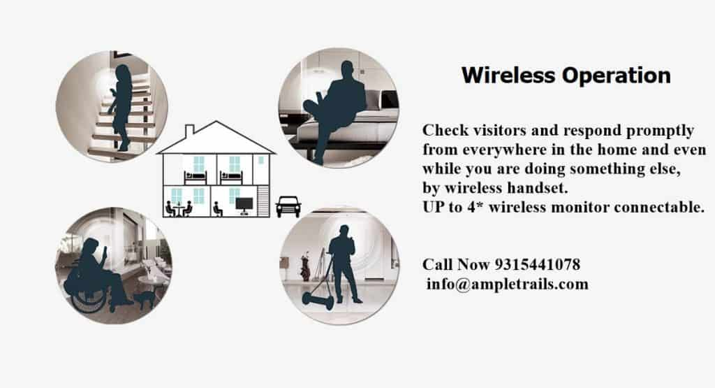 Panasonic VDP SV251 Wireless Connectivity