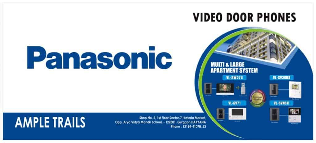 panasonic video door phone price in india