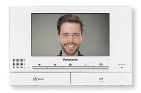 Video Intercom System Panasonic VL-SV71 Big Screen
