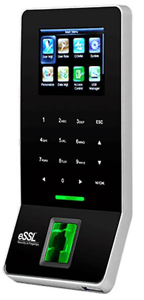 eSSL F22 Wifi Access Control Machine
