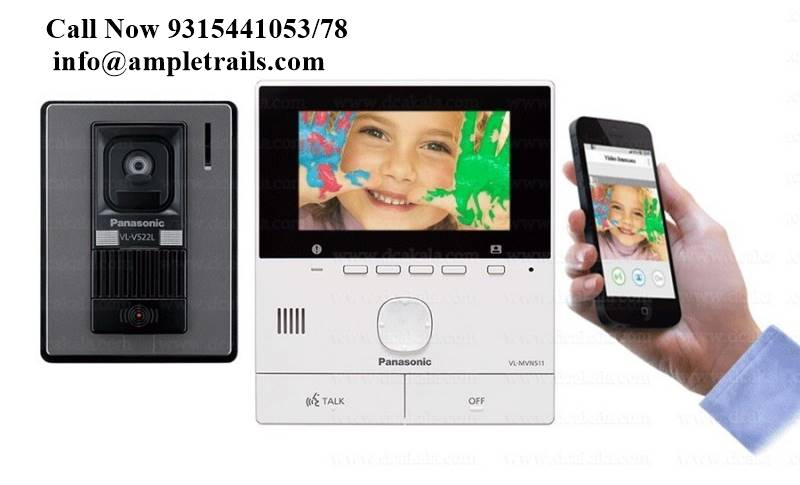 Panasonic VL-SVN511 Video Door Phone