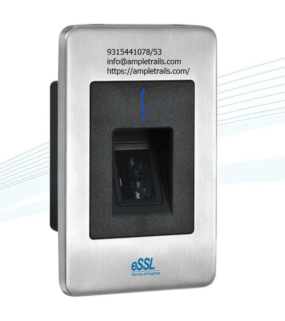 FR1500 eSSL Fingerprint RFID Card Reader Access Control System