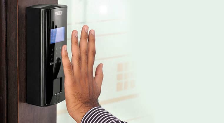 Fujitsu Biometric Palm Vein Scanner | Palm Vein Recognition System