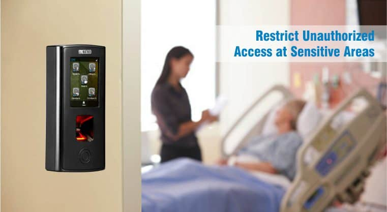 Biometric Attendance System for Hospital