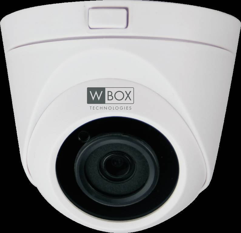 IP Bullet Camera 2MP IR Bullet Camera Wbox