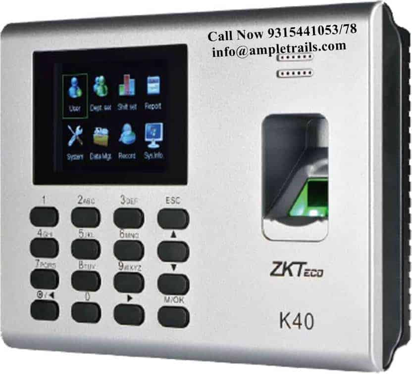 Zkteco k40 price in india