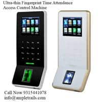 WIFI Based Biometric Attendance System