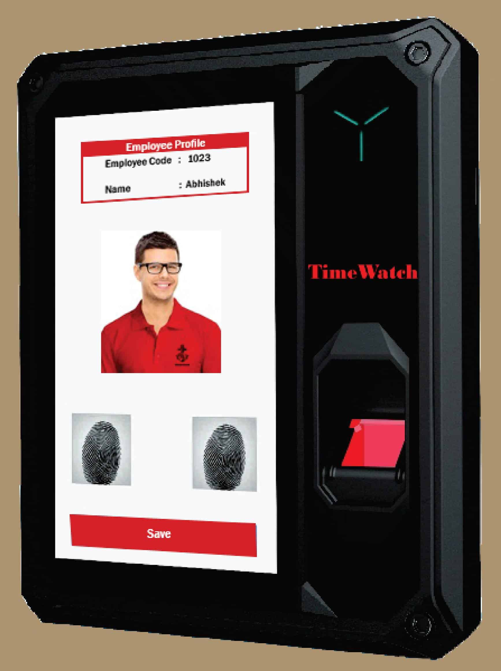 TimeWatch Aadhaar Enabled Attendance System