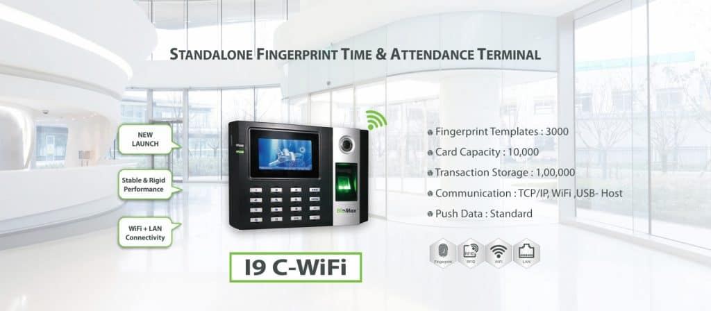 Wifi Attendance Machine