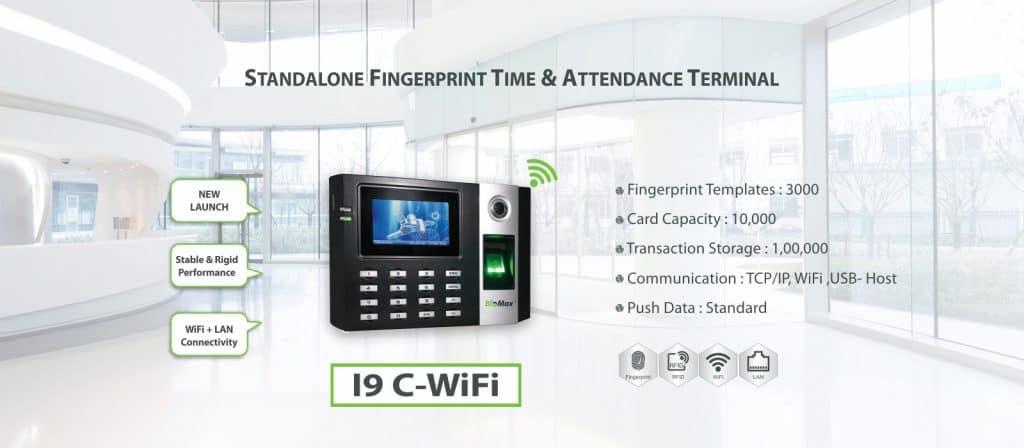 WL 10 Wireless ZKTeco Biometric Attendance Machine Archives