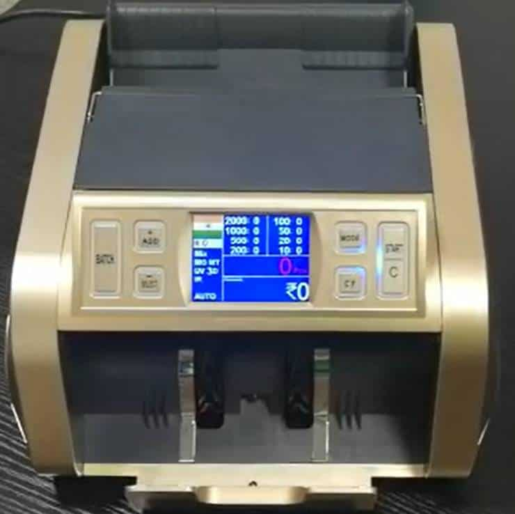 Value Counter Machine