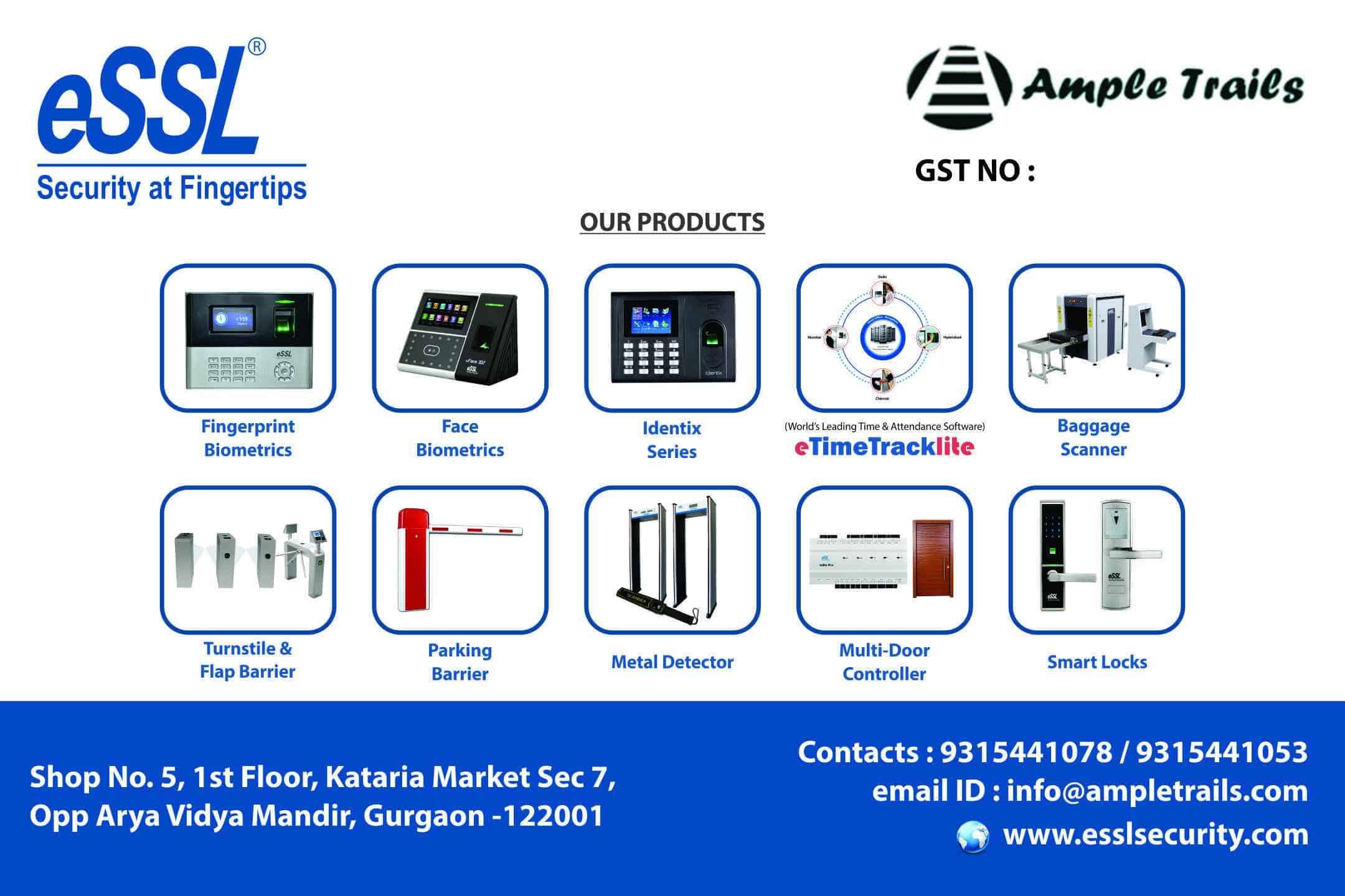 Biometric Attendance Machine in Haryana