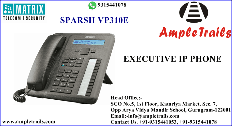 Sparsh VP310E Matrix DKP