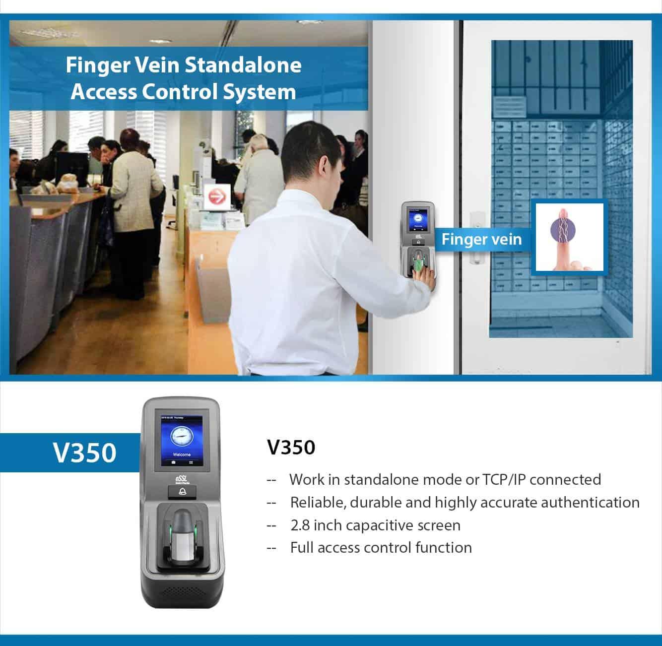 Finger Vein Access control system eSSL FV350