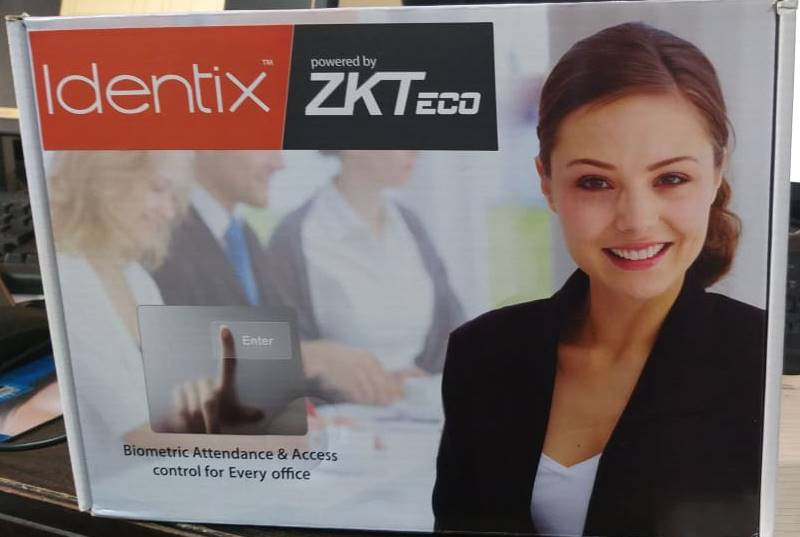Identix K90 eSSL Attendance Machine with Access Control