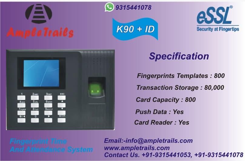 K90 Machine